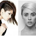 Hairstyle Ideas With Shaved Sides Hair World Magazine Shaved Shaved Bob Hairstyles