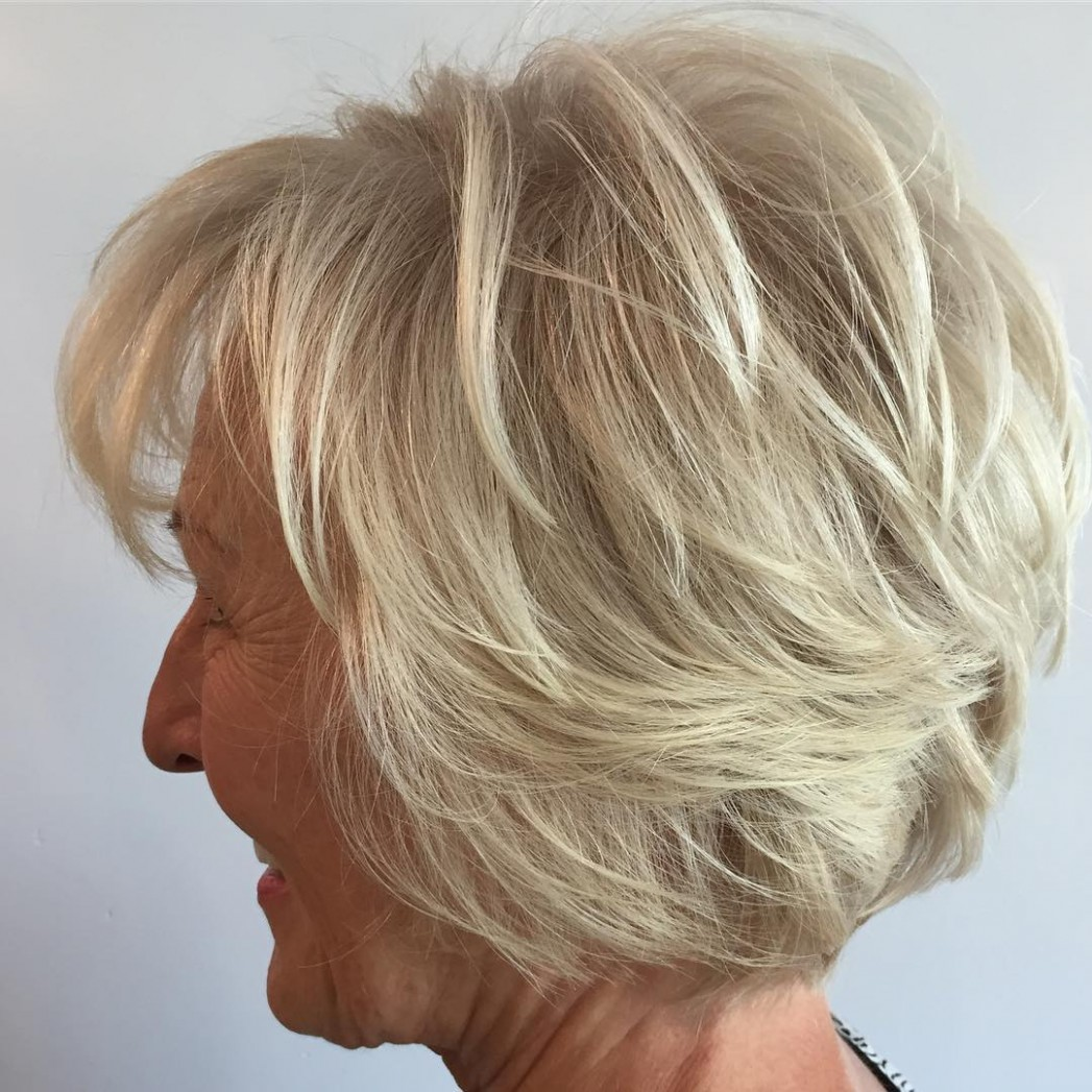 Hairstyles And Haircuts For Older Women In 12 — TheRightHairstyles Older Hairstyles