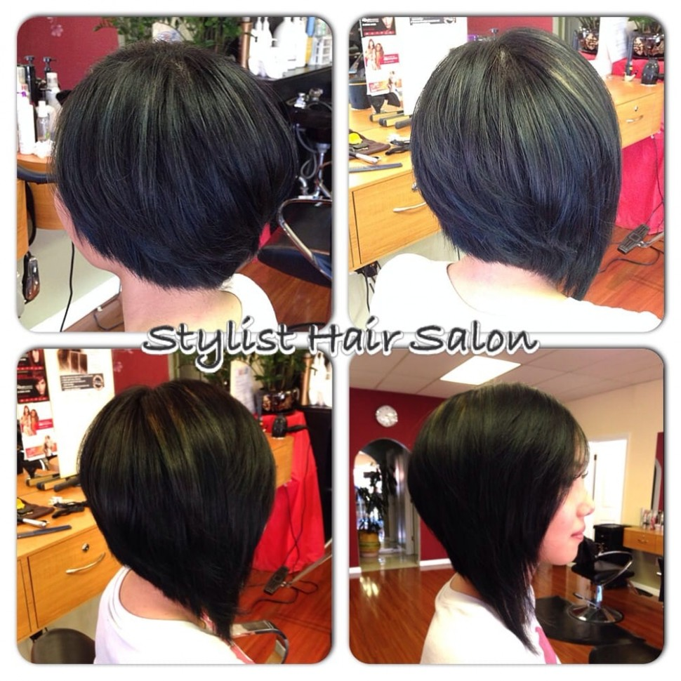 Hairstyles: Bob Hairstyles Short On One Side Long On The Other Hair Short On One Side Long On The Other