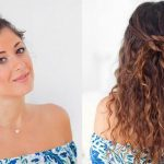 Hairstyles For Frizzy Hair: Best Hairstyles For Naturally Wavy Hair Cute Easy Hairstyles For Curly Hair
