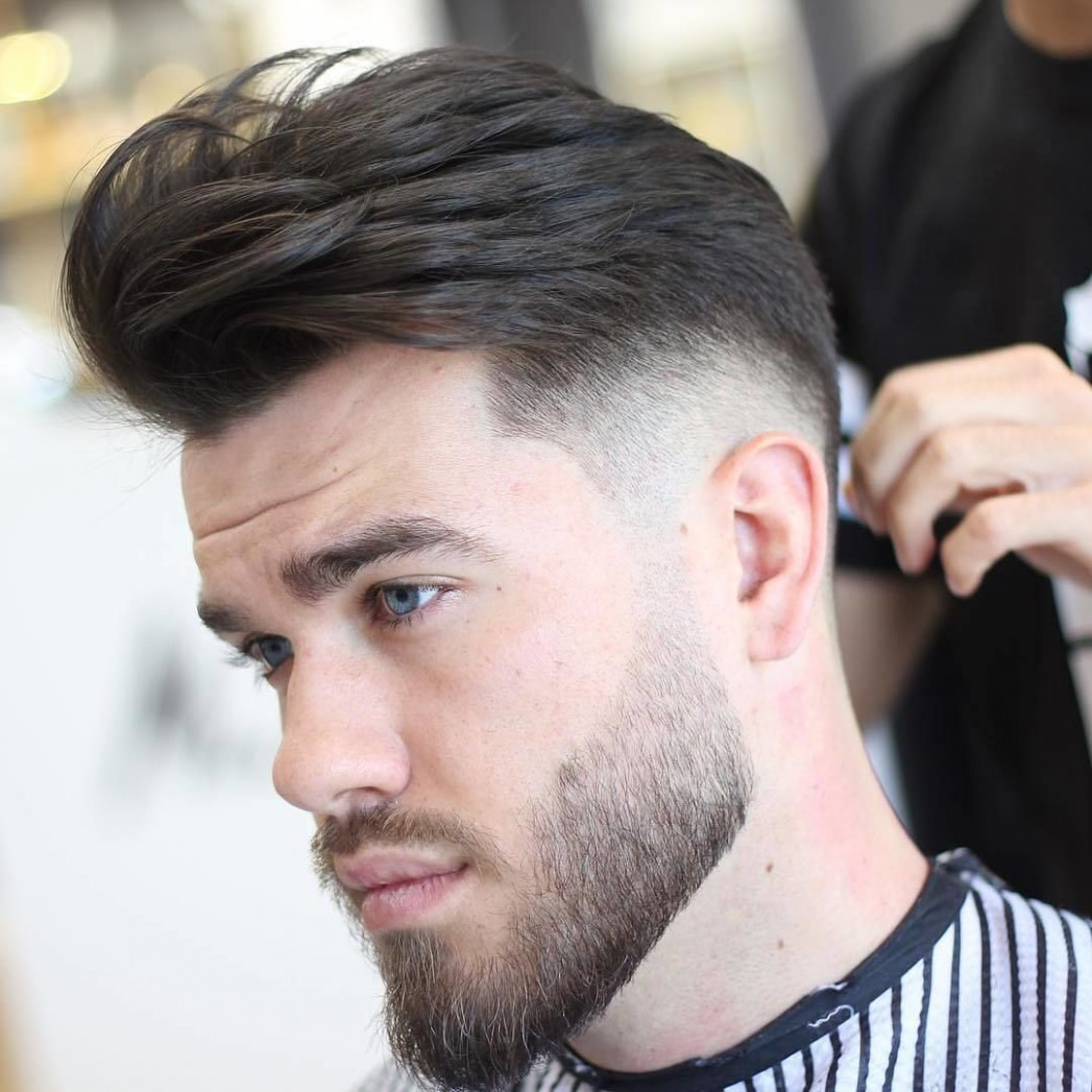 Hairstyles For Men Round Face » Hairstyles Pictures Short Hair Best Hairstyle For Round Face Men