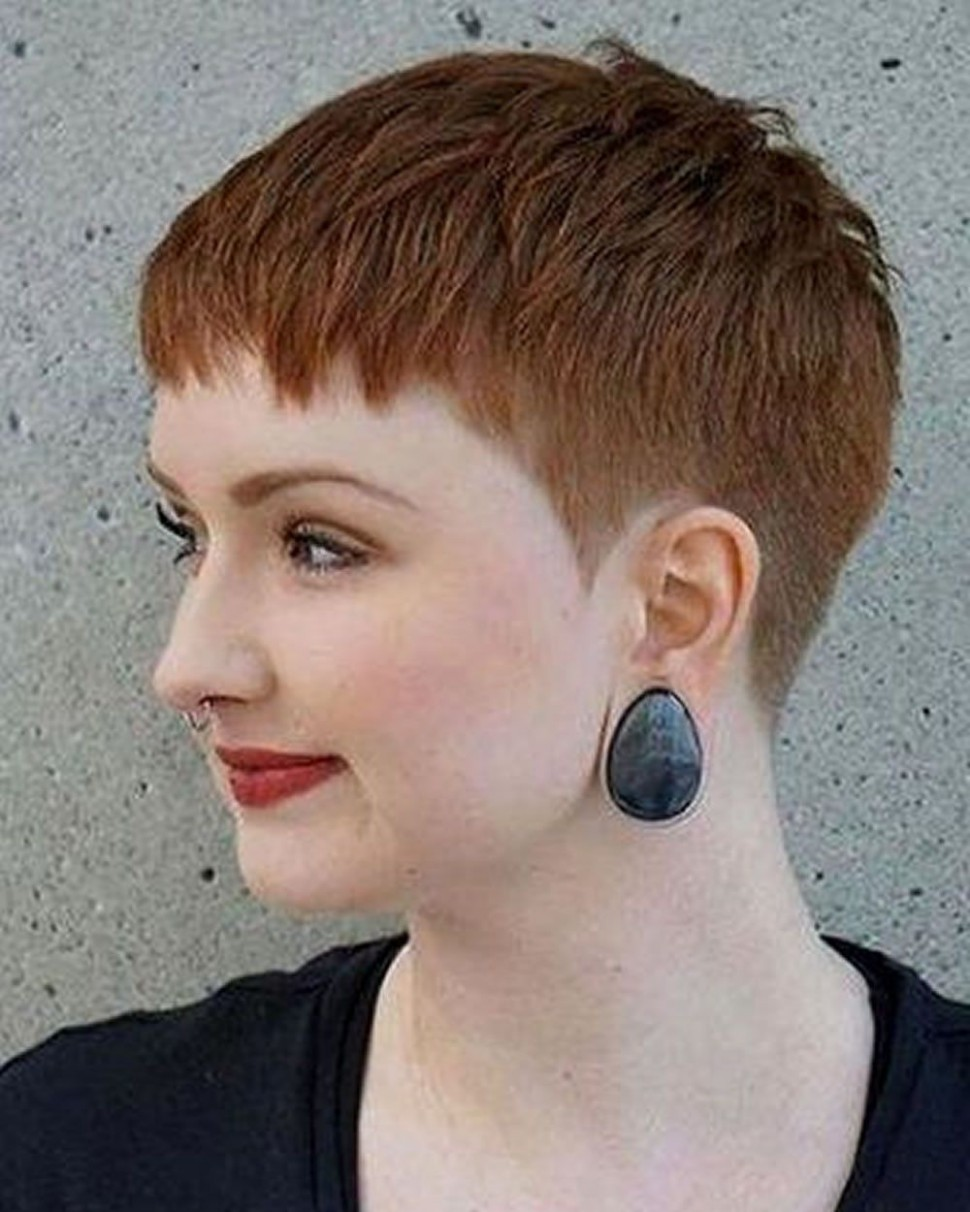 Hairstyles For Round Face And Thin Hair 8 Short Hair Styles Pixie Cut For Thin Hair Round Face