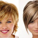 Hairstyles For Thin Hair And Fat Face Thin Hair Round Face