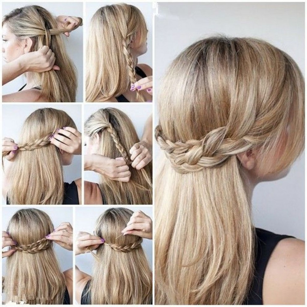 Half Up Half Down Hairstyles For Long Thick Hair Google Search Hairstyles For Long Thick Hair