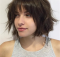 Here we have shortlisted a few short messy hairstyles for women