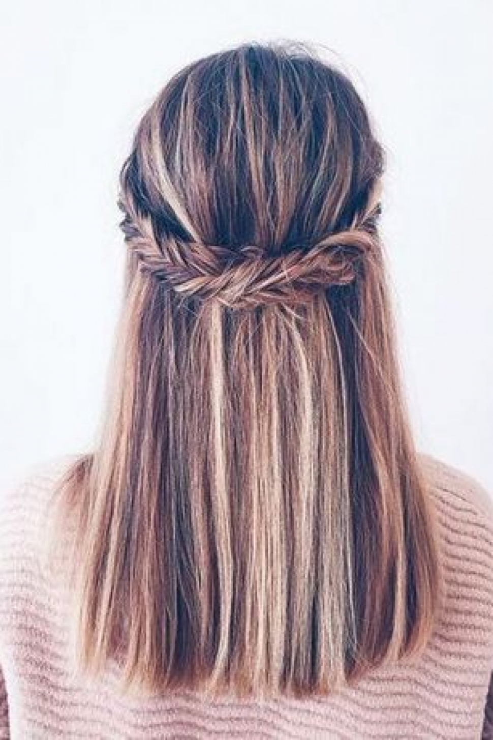 Hottest 10 Prom Hair Simple And Easy Medium Hair Styles, Hair Prom Straight Hairstyles