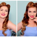 How To 12S Hairstyles For Long Hair Men 12s Hairstyles For 1950S Long Hairstyles