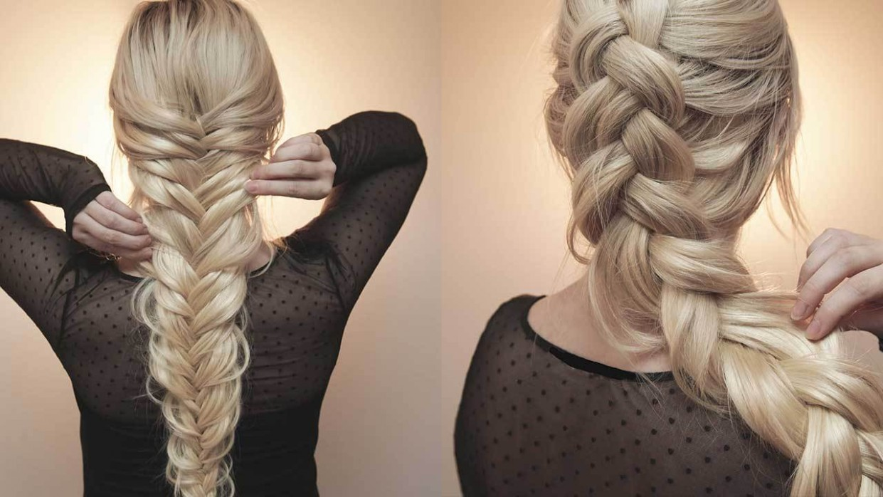 How To Add Hair To Braids: How To Get Longer, Thicker Braids Instantly Long French Braids