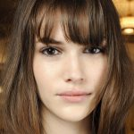 How To Choose The Right Types Of Bangs For Your Face Shape Types Of Bangs For Round Faces