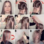 How To Cut Hair At Home Alone: 12 Easy Tutorials Cutting Long Hair At Home