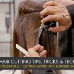 How To Cut Layers Into Long Hair The Ombré Layering Technique Cutting Layers In Long Hair