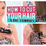 HOW TO CUT YOUR HAIR WITH CLIPPERS Cutting Long Hair With Clippers
