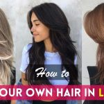 How To: Cut Your Own Hair In Layers DIY Haircuts Cut Your Own Long Hair