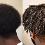 How To Get Curly Hair Tutorial Afro To Curls Type 11 Afro To Curls