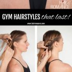 How To Look Good While You Workout – 10 Long Lasting Hairstyle Workout Hairstyles For Short Hair