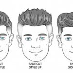How To Match Your Face Shape With A Hairstyle Man For Himself Mens Hairstyle For Round Face Shape