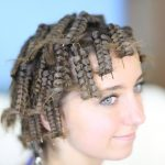 How To Pin Curl Hair Hairicare