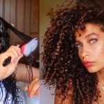HOW TO STYLE & APPLY PRODUCT TO 12B CURLY HAIR Jayme Jo 3B Curly Hairstyles