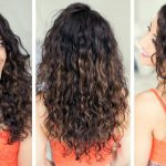 How To Style Curly Hair Ways To Style Curly Hair