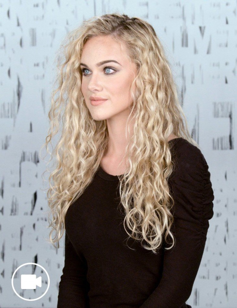 How To Style Curly Hair With Redken Curvaceous Redken Ways To Style Curly Hair