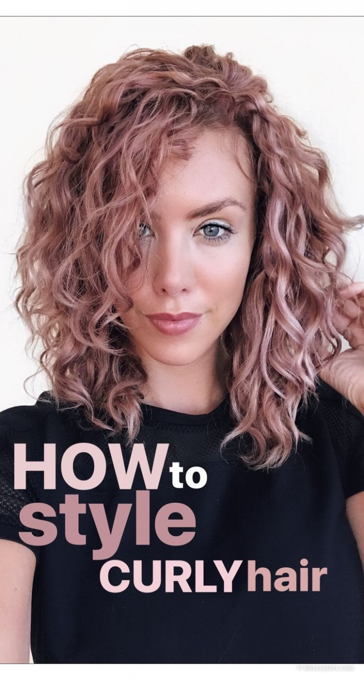 How To Style Naturally Curly Hair Kier Couture Curly Hair Ways To Style Curly Hair