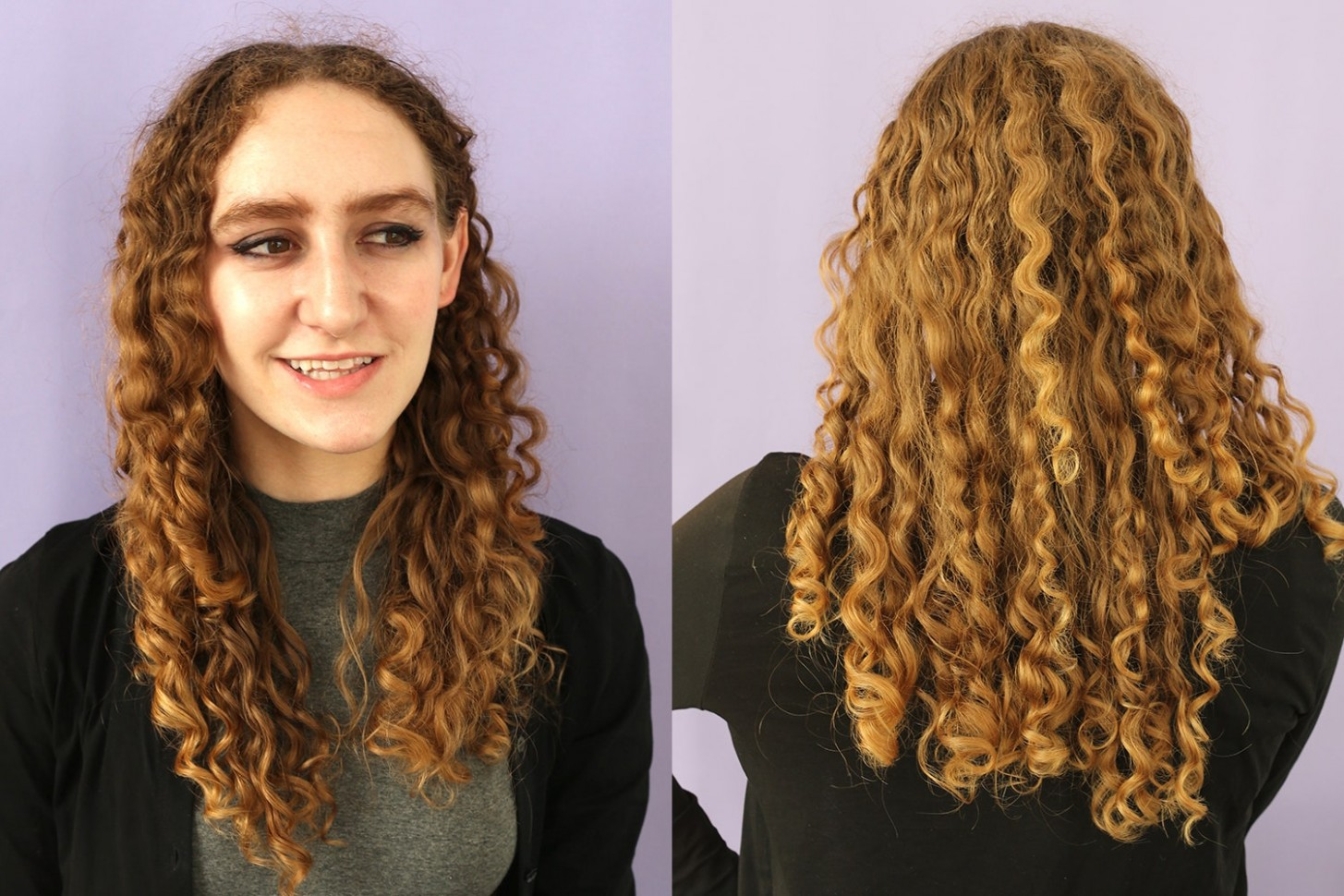 I Tried the Best Curly-Hair Routines From Reddit—Here's What