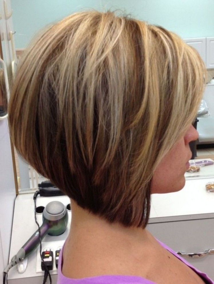 Image result for stacked bob haircut pictures  Stacked hairstyles