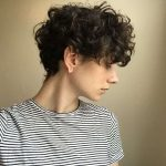 Image Result For Women's Curly Undercut Curly Hair Styles, Short Undercut Short Curly Hair Female