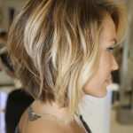 Inverted LAYERED Bob Google Search Thick Hair Styles, Short Layered Inverted Bob