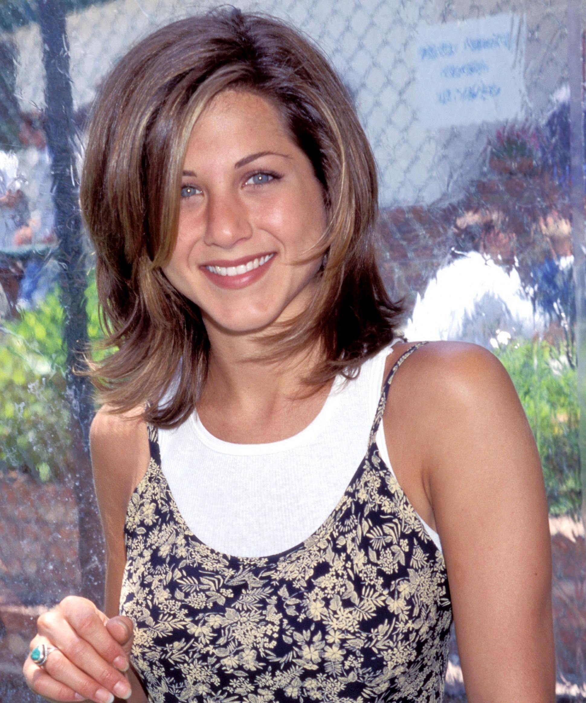 Jennifer Aniston Iconic Hair Cuts From Friends To 11