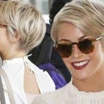 Julianne Hough Shows Off New Pixie Cut While At LAX Daily Mail Julianne Hough Pixie Cut