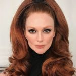 Julianne Moore's '8s Bouffant, Winnie Harlow's Lime Green Shadow 60S Hairstyles For Long Hair