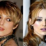 Keira Knightley Short Haircut Pictures Keira Knightley Pixie Cut
