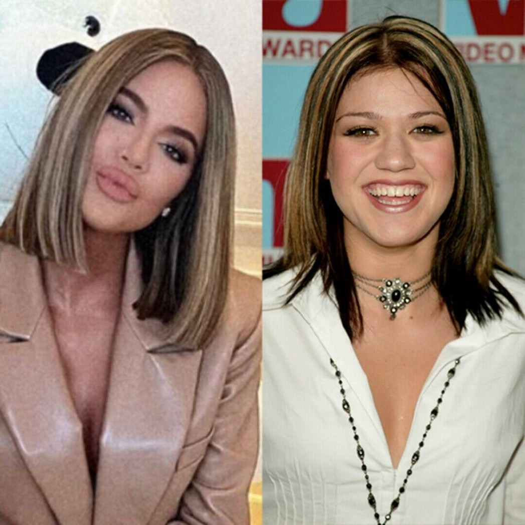 Khloe Kardashian Debuts New Hairstyle and Channels Kelly Clarkson
