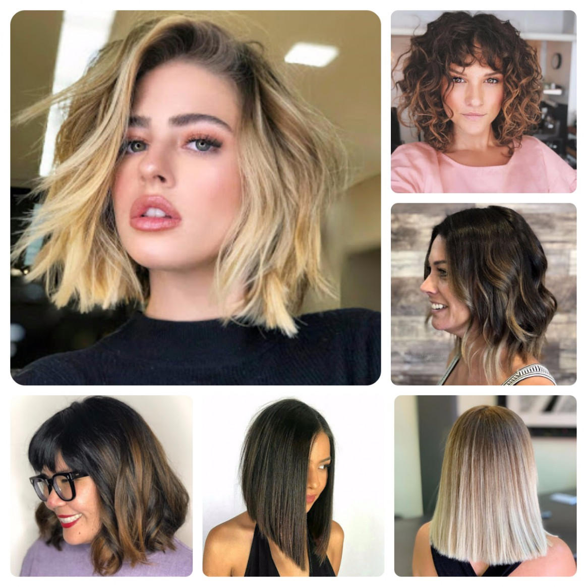 Lob Haircuts That Never Go Out Of Style Star Hairstyles Diy Lob Haircut