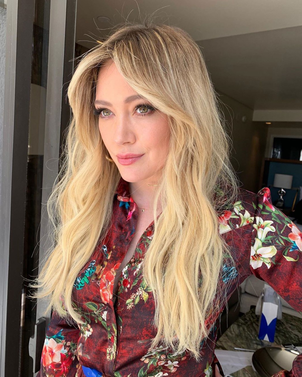 Long Bangs Hairstyles Hairstyles With Bangs InStyle 70S Long Hair