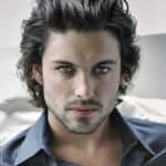 Long Curly Hairstyles Men Mens Hairstyles And Haircuts Ideas Men'S Wavy Hairstyle Long