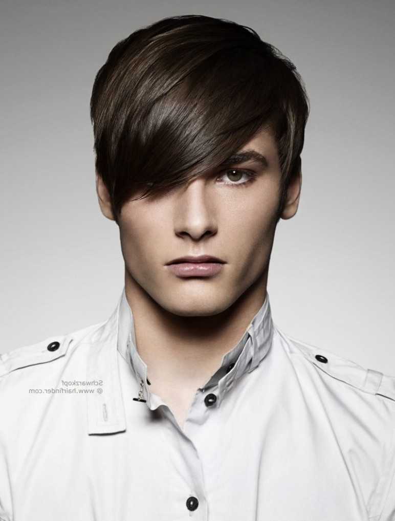 Long Hairstyles With Bangs For Men Hairstyle Photo Library Guys With Bangs And Long Hair