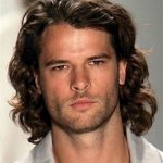Long Wavy Hair Is Also Very Attractive To Men Long Hair Styles Long Wavy Hairstyles Men