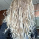 Long Wavy Hair Starting To Be Less Curly And More Frizzy