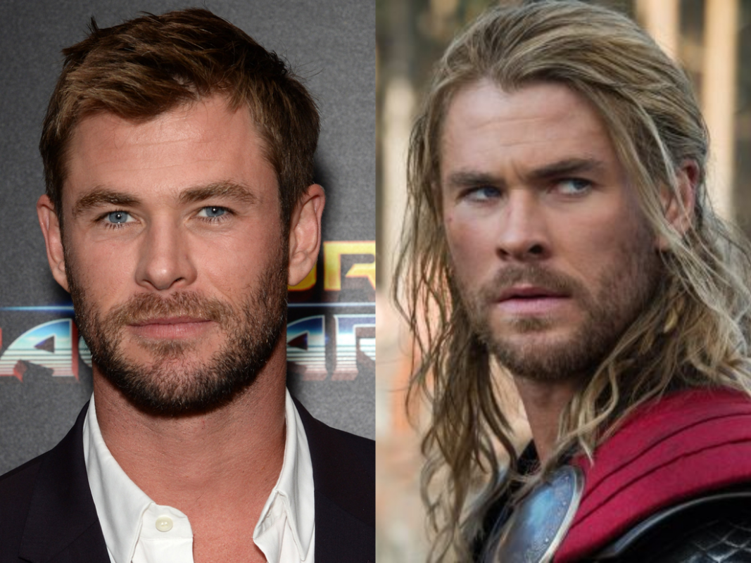 Male Celebrities Who Look Even Better With Long Hair Insider Long Hair To Short Hair Men