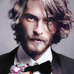 Medium Haircuts For Men With Thick Wavy Hair Medium Length Medium Length Wavy Hair Men