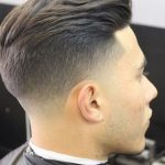 Men's Haircut: How To Tell The Difference Between Taper And Fade Long Taper Fade