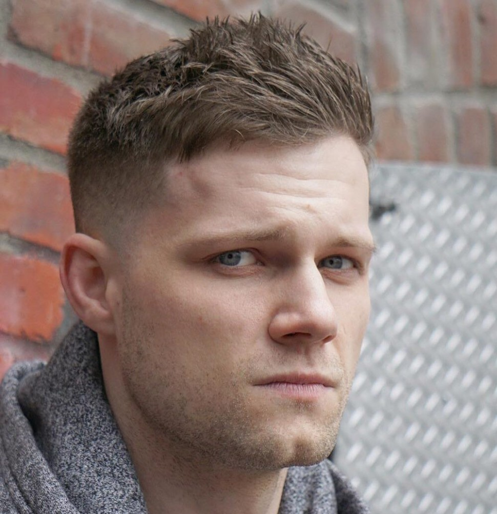 Men's Short Hairstyles 8 Hairstyles 8 New Haircuts And Good Short Hairstyles