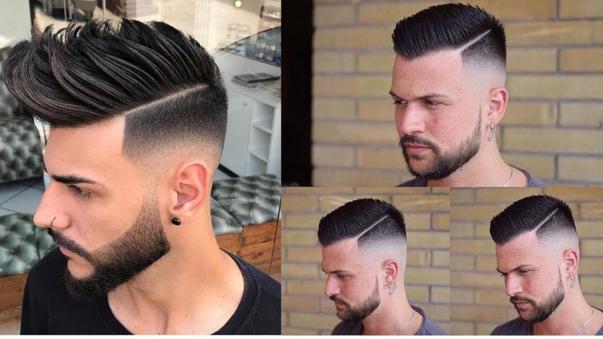 Men's Short Hairstyles 9 - Hairstyles For Men With Short Hair  Short  Haircuts For Guys 9