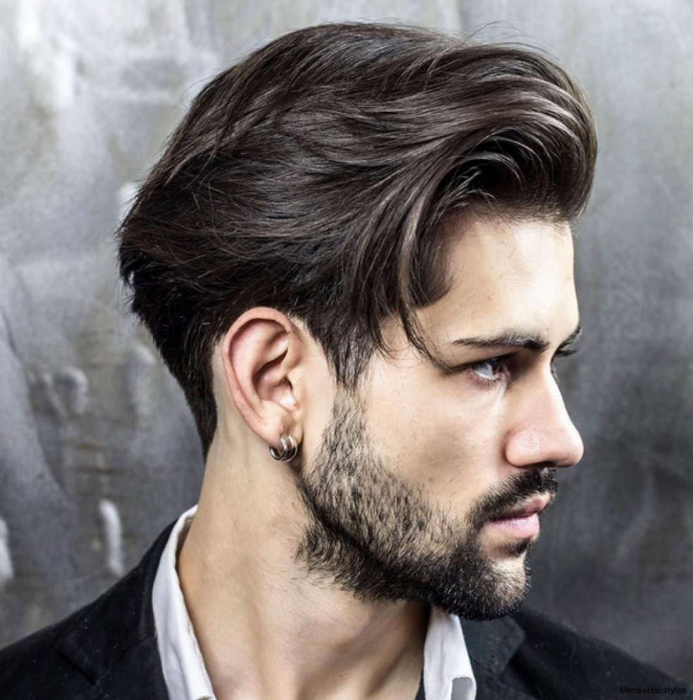 Men Short Hairstyles Ideas For Thick Hair Long Hair Styles Men Long Short Hair Guys