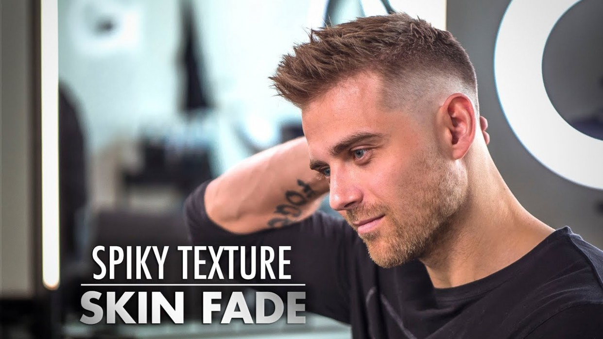 Mens Short Hair for Summer  Spiky Hairstyle 10
