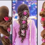 Messy Hairstyle For Long & Thin Hair Hair Style Girl Bridal Hairstyle Messy Prom Hairdo Messy Hairstyles For Long Hair