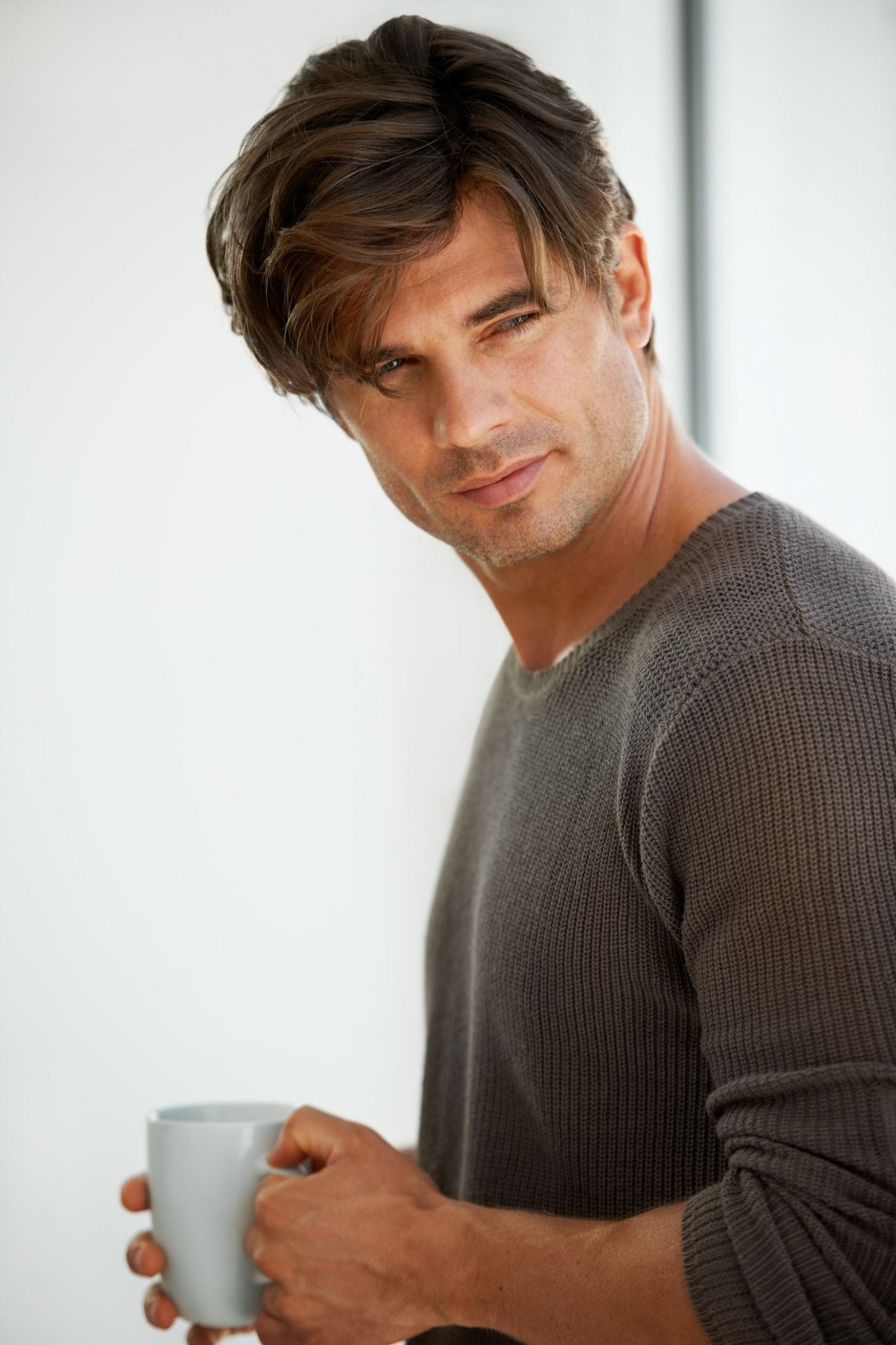 Messy Hairstyles For Men In 10 All Things Hair US Medium Length Messy Hairstyles For Guys