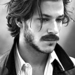 Middle Long Hairstyle Male In 10 Medium Length Hair Men, Long Medium Long Hair Men